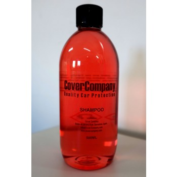 Car Care Shampoo - Cover Company -  500ml