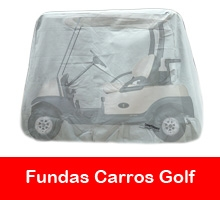 Fundas carritos golf